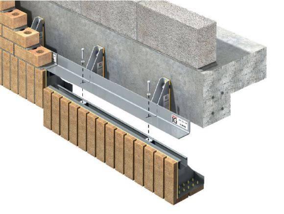 IG Brick On Soffit System - B.O.S.S Soldier