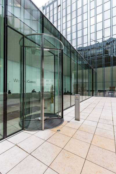 Offices at Westend Carree, Frankfurt