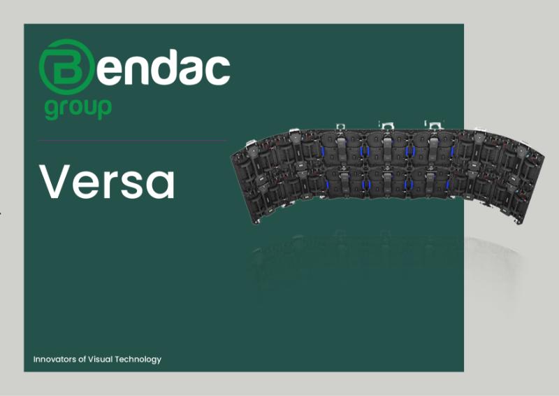 Bendac Versa Pro Product Brochure