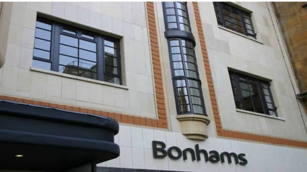 Bonhams Auction House bids…and buys steel windows from Clement!
