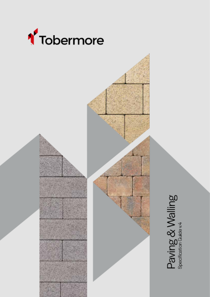 Tobermore - Paving and Walling Specification Guide -  The complete guide to Tobermores paving & walling products