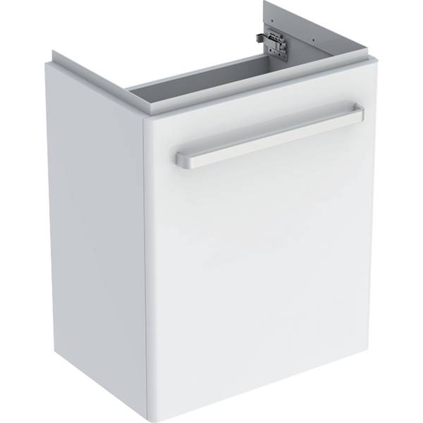 Selnova Compact Cabinet for Washbasin, with One Door, with Service Space