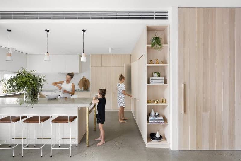 Breathe Architecture's 'Halo House' bursting with GoodWood Victorian Ash