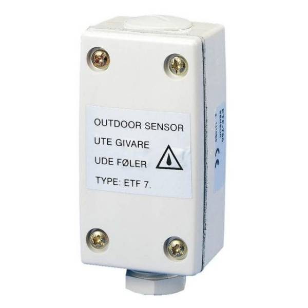 External air temperature sensor