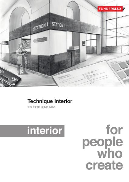 Max Compact Interior - Technical manual