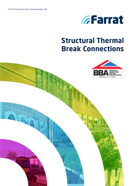 Farrat Structural Thermal Breaks
