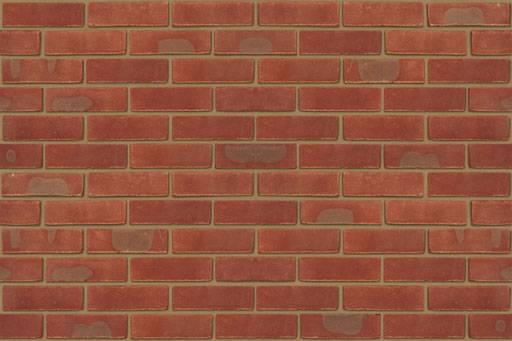 Dorset Multi Red Stock - Clay bricks