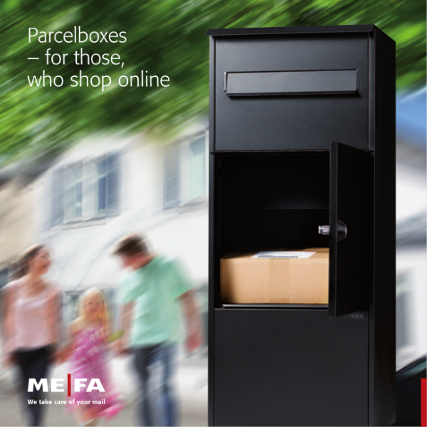 MEFA Parcel Box Brochure - Securing Parcel Deliveries in Style - The Safety Letterbox Company