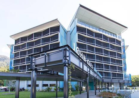 John Grey Hall of Residence, James Cook University, Cairns QLD