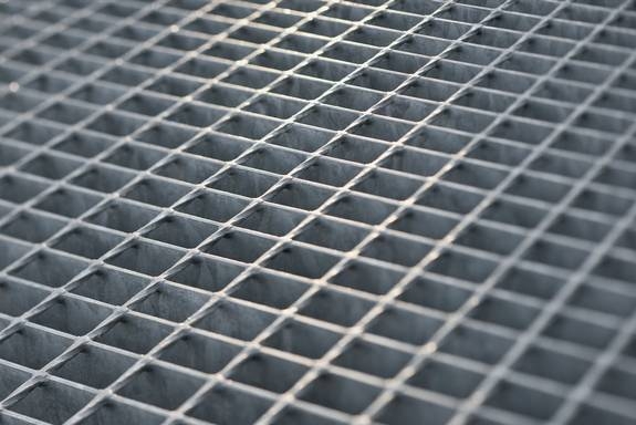 Forge Welded Grating (Carbon Steel)