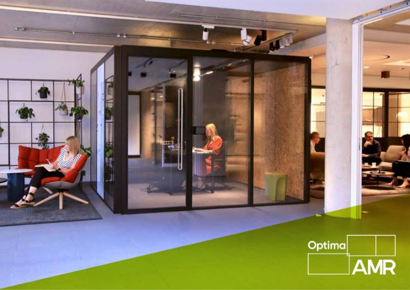 Optima Adaptable Meeting Room Brochure