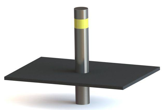 PAS68 Static Bollards