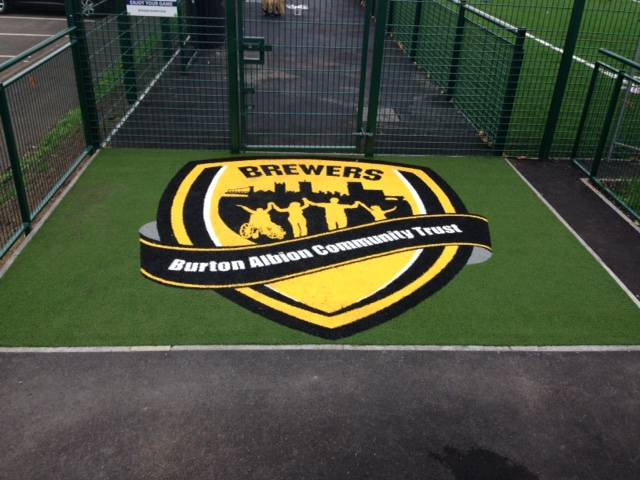 Artificial Grass Case Study - Burton Albion Community Trust