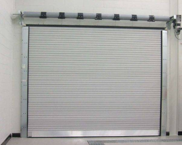 Fireroll VR60 Insulated Fire Shutters