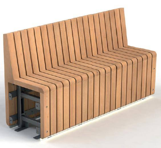 Natural Elements Collection – Modular Seating