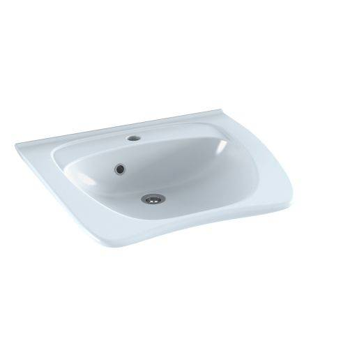 MATRIX Curve Wash Basin