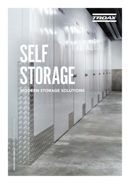 Troax Self Storage