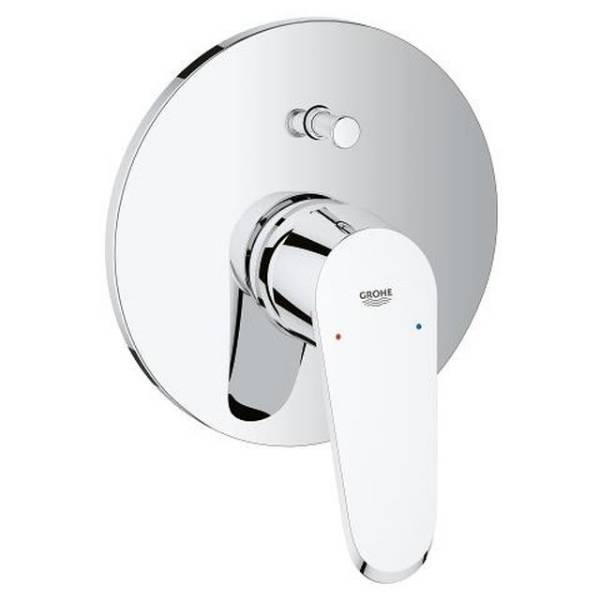 Eurodisc Cosmopolitan Single-Lever Shower Mixer Trim