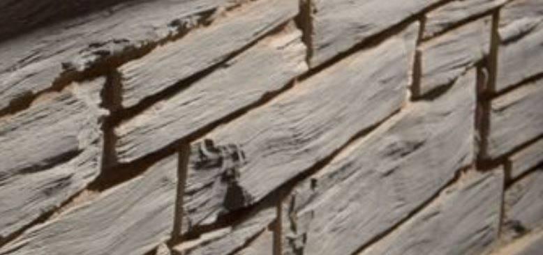 Welsh Slate Walling