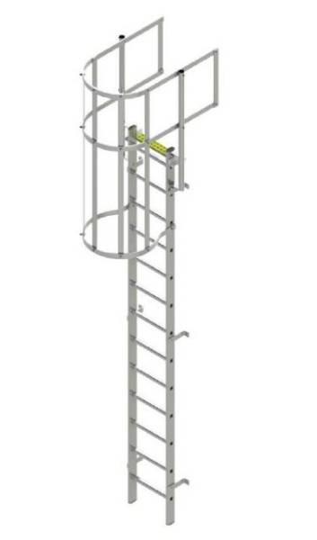 Fixed Vertical Ladder Type BL-WG (Aluminium)
