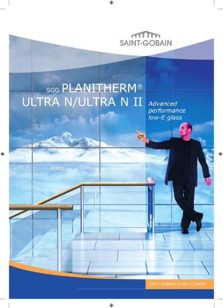 SGG PLANITHERM ULTRA N / ULTRA N II
