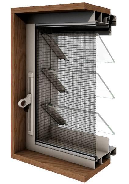 Innoscreen Window System – Manual