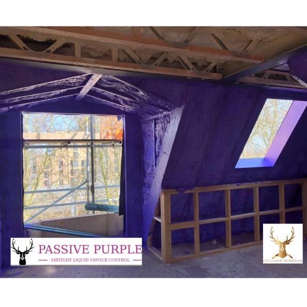 Gisburn Rd, Tottenham, Passive Purple