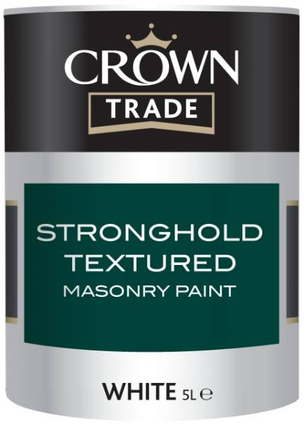Stronghold Textured Masonry Paint