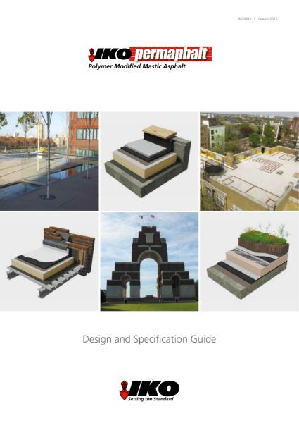 IKO Permaphalt Mastic Asphalt Brochure