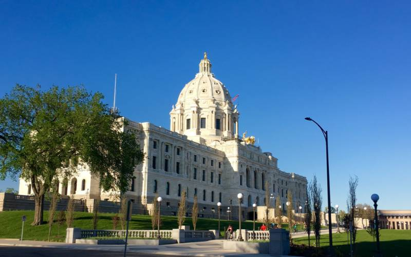 Minnesota State Capitol selects Accoya windows