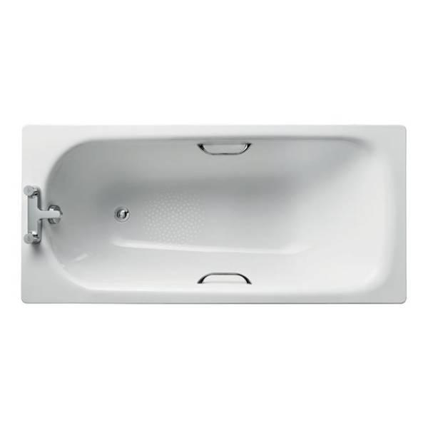 Simplicity Steel Bath 150 x 70cm