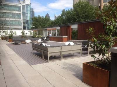 Paving and Decking Supports - St Katherine's Dock, London