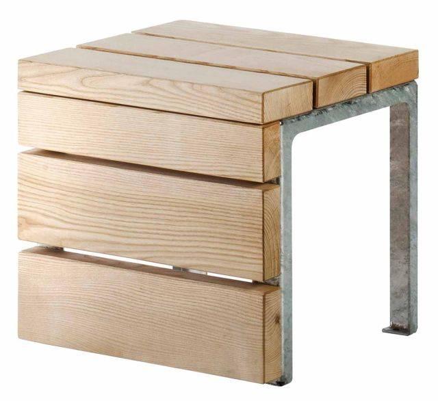 Sineu Graff Link Single Bench