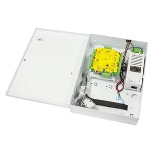 Net2 Plus door controller – 12V 2A PSU, Metal cabinet