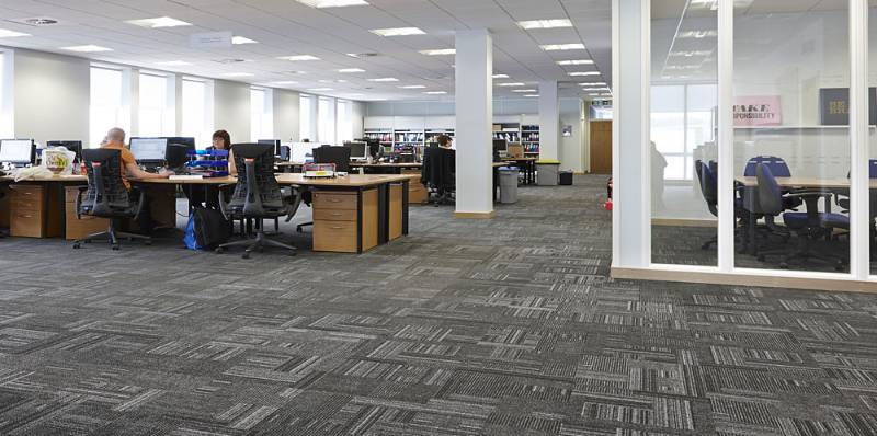 Barrier Matting, Carpet and Stair Nosings - New Look Case Study