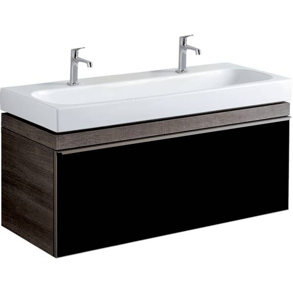 Citterio Cabinet for Washbasin, with One Drawer