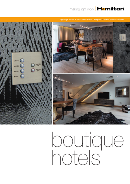 Boutique Hotel Solutions