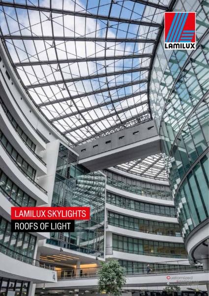 LAMILUX Roofs of Light Brochure