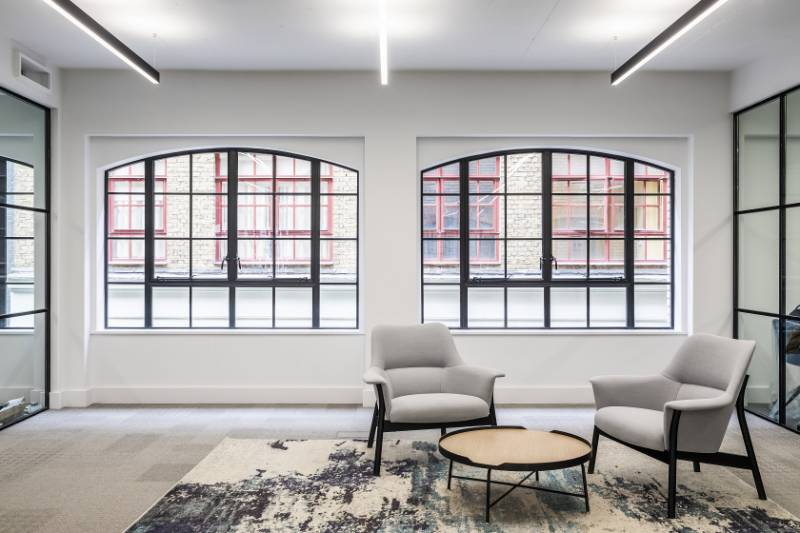 Clement steel windows chosen for City of London refurbishment project