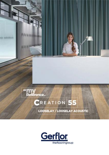 Creation 55 Looselay Acoustic Brochure