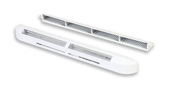 Glidevale Protect TVES4 Energy Saver Humidity Sensitive Trickle Vent