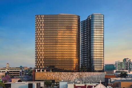 """New """"FV - Flatiron"""" residential building in Fortitude Valley, QLD"""