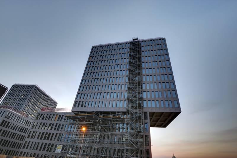 Kap West Building's Dekton Façade