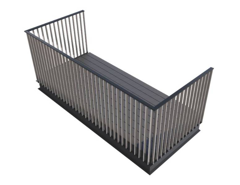 Cobalt MT Balcony System