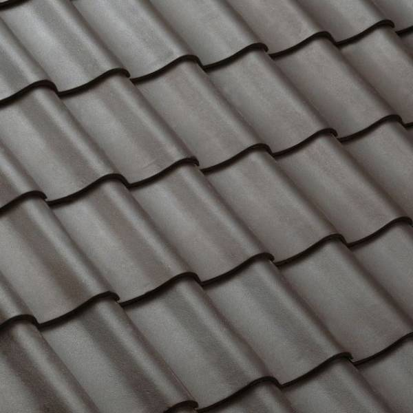 Edilians (Imerys) Clay Double Pantile