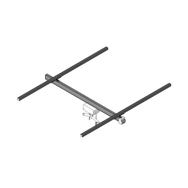 Ceiling Track Hoist - System Type N
