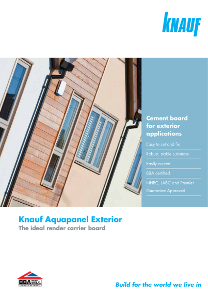 AQUAPANEL® Outdoor Brochure