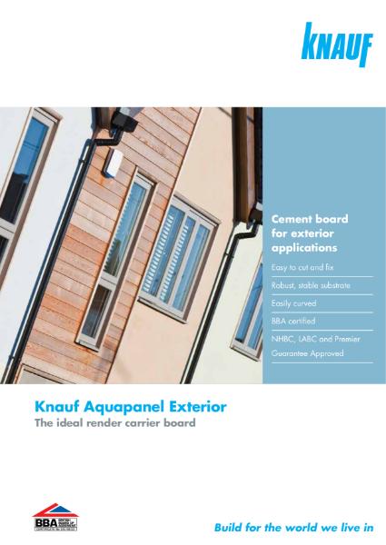 AQUAPANEL® Outdoor Brochure