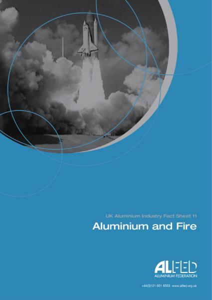 Fire Properties Of Aluminium