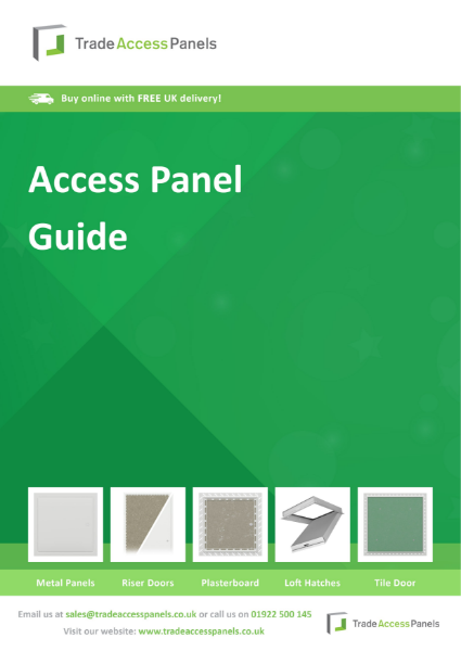 Trade Access Panels Brochure